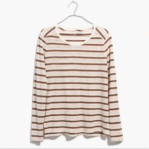 NWT Madewell Whisper Cotton Crewneck Tee